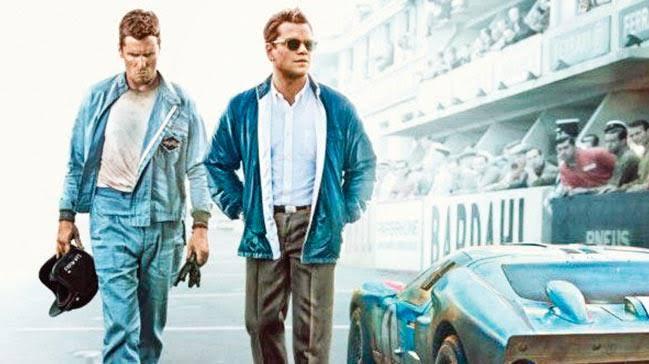 Ford V Ferrari Film Eleştirisi ve İncelemesi yazısı birinci görsel