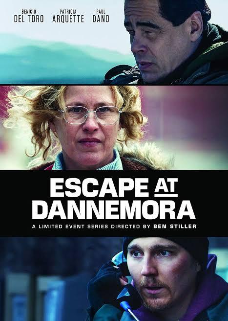 Dizi önerileri için kullanılan resim. Dizi adı Escape At Dannemora